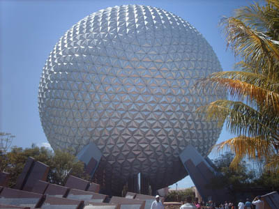 EPCOT_geodesic_dome