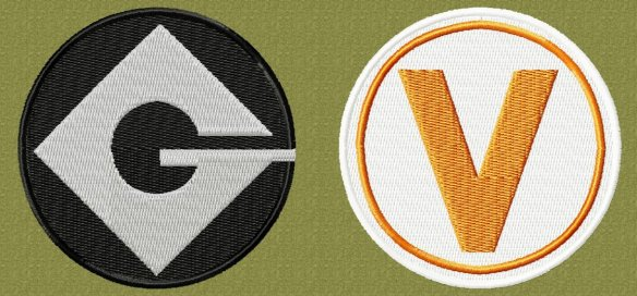 Gru_and_Vector_Badges_Preview_by_NeitherSparky