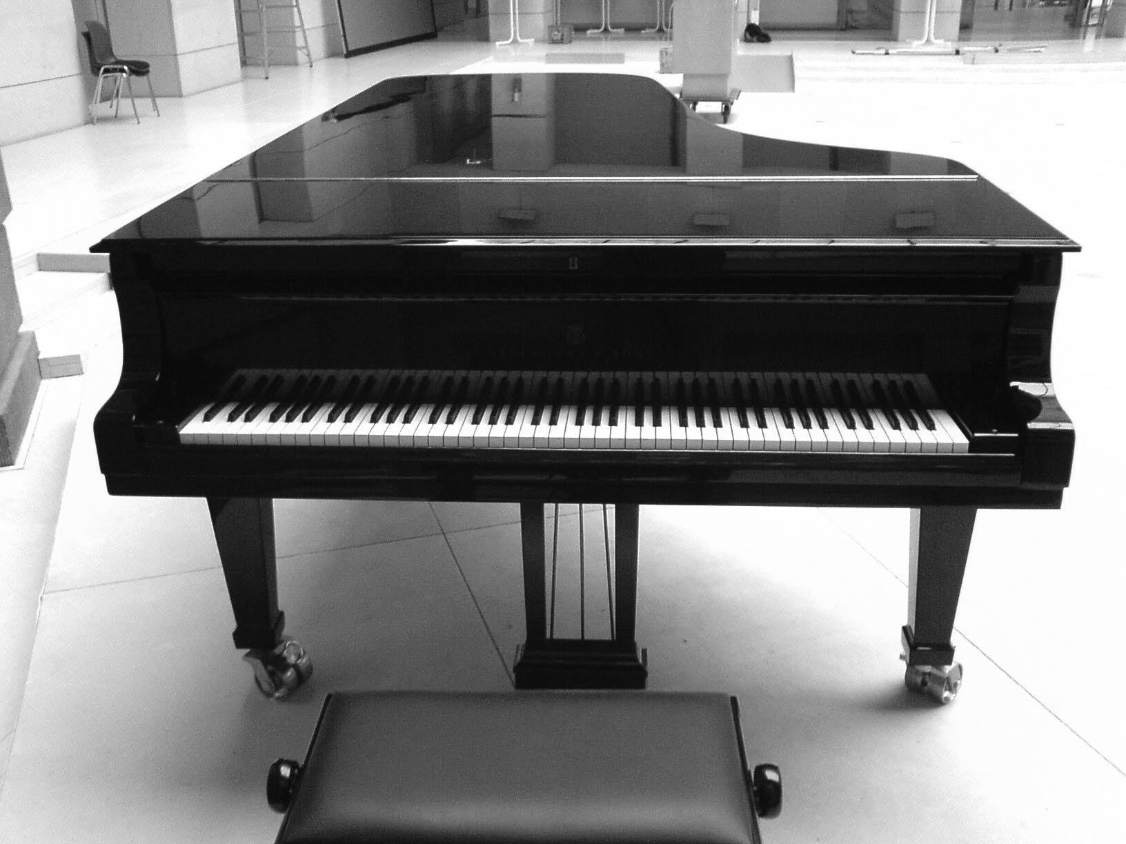 There are 88 keys on a piano and keys open G8's.