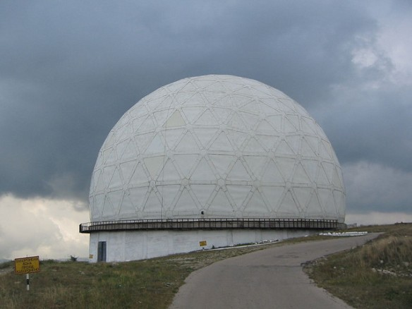 radome radar dome 6