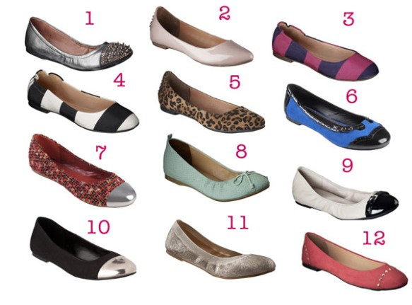 FLATs are shoes made without a hEEL.