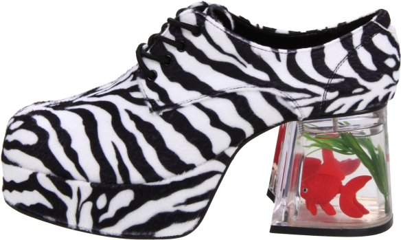 Goldfish Zebra Platforms