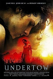 UnderTOW/(TOE) was a 2004 thriller that took place in Georgia<--(Atlantis). The film tells the story of two boys pursued by a murderous UNCLE or ANKH+EL/L. :-P