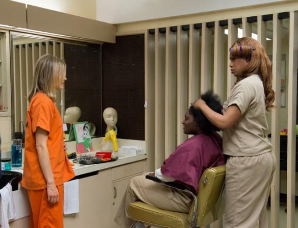 Burset hairdresser