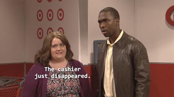 Target Lady SNL Kristen Wiig