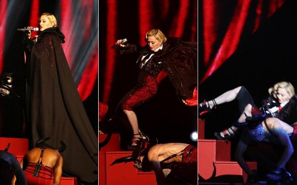 Madonna cape