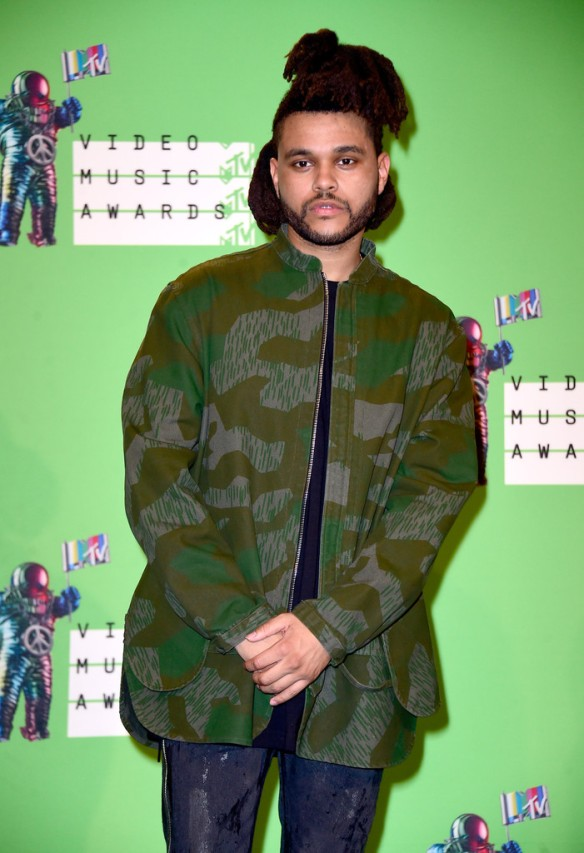 The Weeknd VMAs