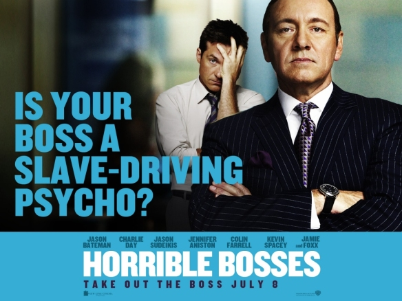 Horrible Bosses Kevin Spacey