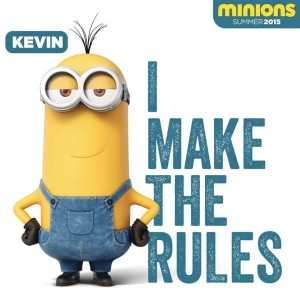 kevin minions movie