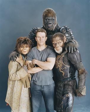 Planet of the Apes Cover: 104E-135-044 Los Angeles, California, USA 2001