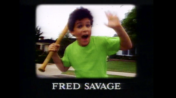 Fred Savage The Wonder Years
