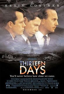 Thirteen Days Kevin Costner
