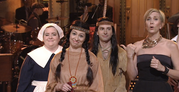 KRISTEN WIIG'S THANKSGIVING MONOLOGUE Season 42 Episode 7