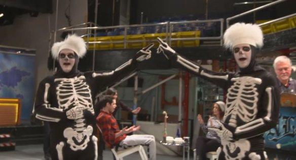 Season 42 Episode 7 Mannequin Challenge