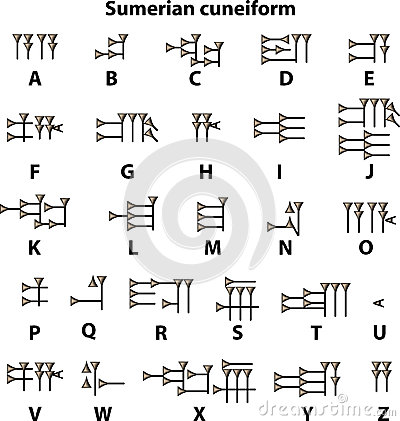 sumerian-cuneiform-alphabet-ancient-antique-31114252