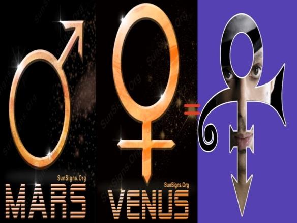 Venus Mars Prince